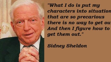 sidney sheldon quotes