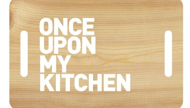 Once Upon my Kitchen Logo