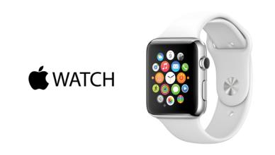 Newly released apple watch