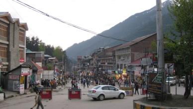 Manali Town photo