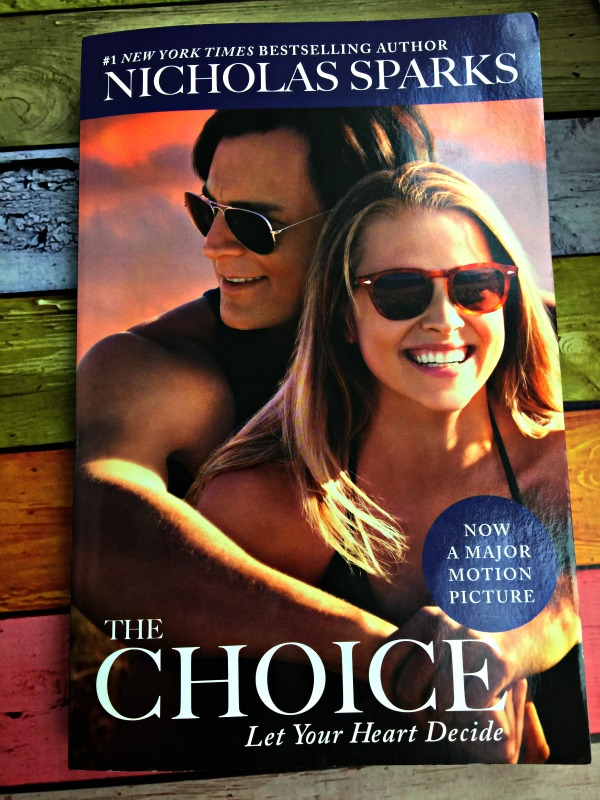 the choice nicholas sparks Eleven of nicholas sparks's novels—the choice, the longest ride, the best of me, safe haven, the lucky one, the last song, dear john, nights in rodanthe, the notebook, a walk to remember, and message in a bottle—have been adapted into major motion pictures hometown: new.