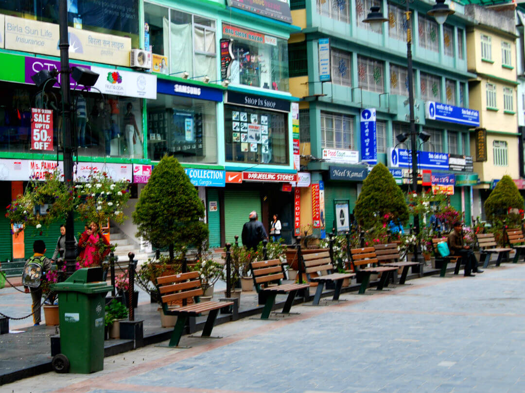 MG Road Gangtok Penstring