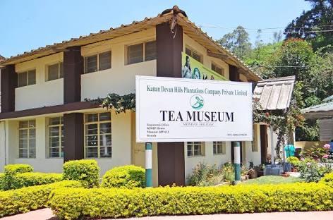 Munnar Tea Museum